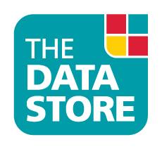 the data store logo